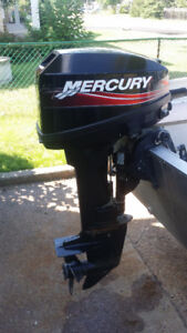 15 hp Mercury Outboard for sale/trade*SOLD PPU*