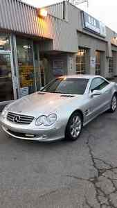 2003 Mercedes-Benz SL-Class 5.0L Coupe (2 door)