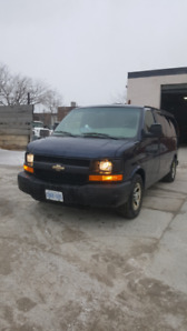 2009 Chevrolet Express (AWD)