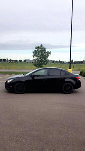 2011 Chevrolet cruze LT turbo charged **mint condition**