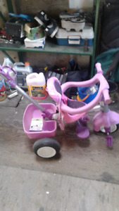 Little rules girl 3n1 bike