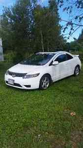 2007 Honda Civic Coupe