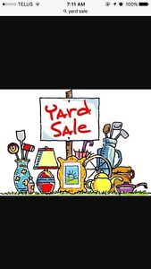 Yard sale october 1 and 2  1215 askin ave