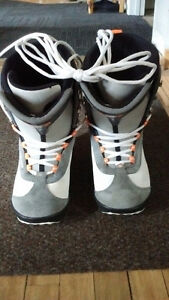 Men's Sims snowboarding boots