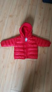 6-12M Winter Coat