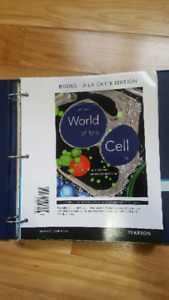 Becker's World of the Cell (9th Ed, Looseleaf)