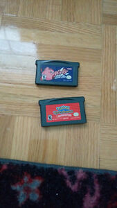 POKEMON MYSTERY DUNGEON - RED RESCUE TEAM - GBA