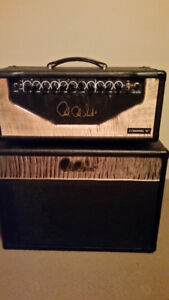 PRS Guitar Amp Head and Cab