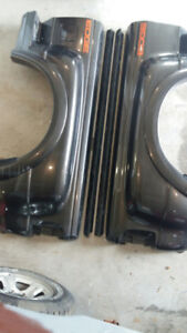 2002 ford ranger front and back fenders