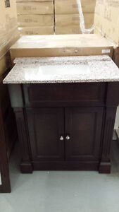 "31"" Rampart Vanity and Mirror"