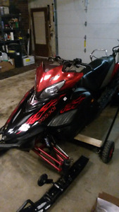 Yamaha apex 2006