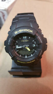 Casio G-Shock 100-9CM Men's Digital Watch- NEW in box