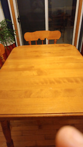 Dining table set for sale