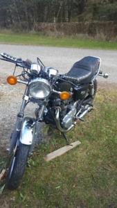 1984 yahmaha xs  650 *good shape*