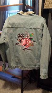 WARNER BROS LOONEY TUNES JEAN JACKET