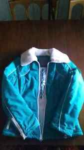 "Ladies Medium ""Hallowell"" winter jacket EUC"