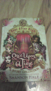 Ever After High books 2, 3 and story collection
