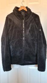 Mens Penfield designer large fleece jacket