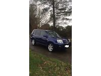2006 Nissan X-Trail 4X4 Jeep Full Years Mot