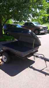 Bike trailer for sale! Asking $650 or trade