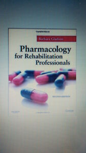 Pharmacology for rehabilitation professionals.