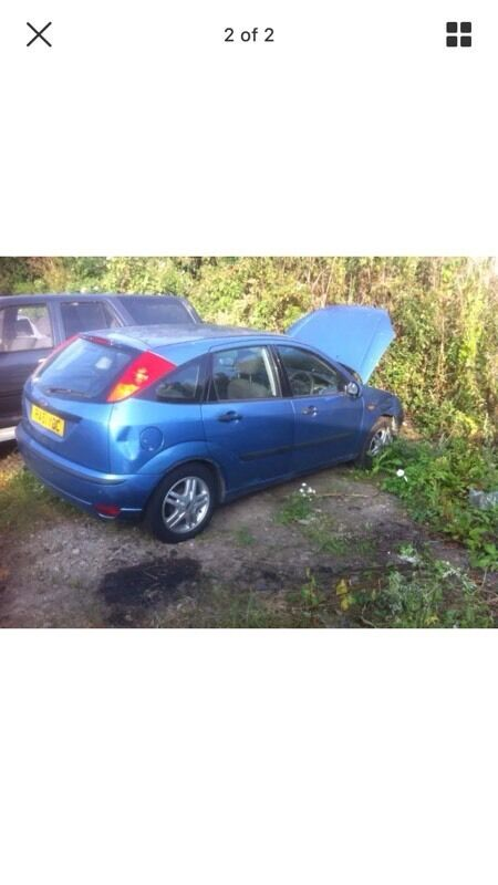 Ford Focus 2001 parts spares breaking