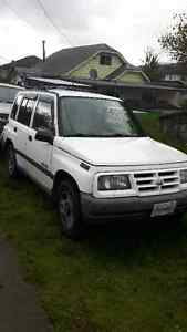 1997 Geo Tracker Other