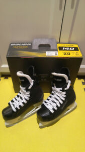 Bauer hockey skates Supreme140 - Size 2 - fit size 3 RegularShoe