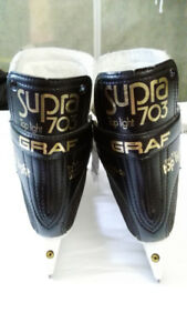 GRAF SUPRA 703 TOP LIGHT HOCKEY SKATES