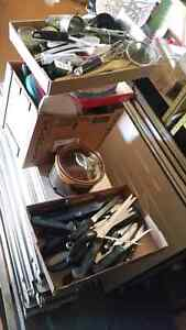 6 big boxes of kitchen utensils. Check pictures