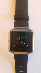 fitbit Blaze size large - excellent condition