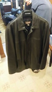 (Reduced) Danier Mens Leather Jacket