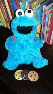 Counting Cookie Monster  Peterborough Peterborough Area image 1