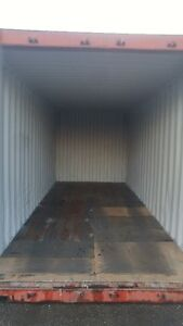20' Used Sea/Cargo/Shipping/Storage Containers Kitchener / Waterloo Kitchener Area image 2