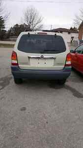 2004 Mazda Tribut  in Great Condition  Kitchener / Waterloo Kitchener Area image 6