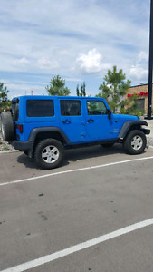 2011 Jeep wrangler sport unlimited