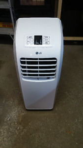 LG Portable Air Conditioner (Climatiseur)