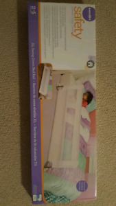 Swing down bed rail for sale