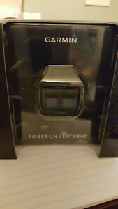 Garmin Forerunner 910XT never opened