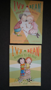 Childrens' Paperback Books - Ivy & Bean, Stink & Luv Ya Bunches