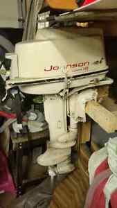 Johnson seahorse 18 engine