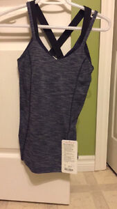 lulu tank top - new with tags