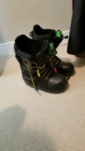 Burton Ruler size 12 boots