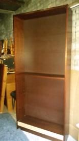 Strong & Tall Bookshelf X 6 Solid Shelf.