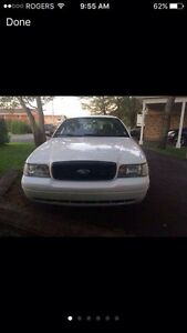 MINT crown victoria