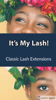 Classic Eyelash Extensions - Get Extensions For Less!
