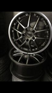 """Wheels 18"""" Porsche Cayenne VW touareg"""