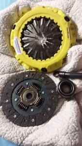 Stage 1 eclutchmaster clutch for toyota echo