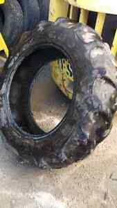 Used 11.2-24 Goodyear tractor R 1 tire