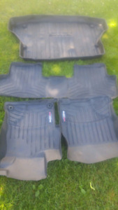 Weather Tech Floor Liners for Honda Civic